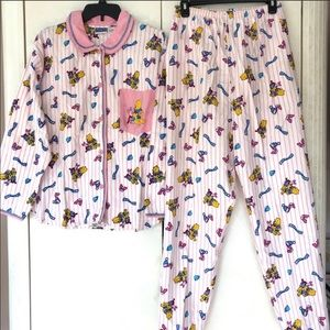 Winnie The Pooh Pajama Set